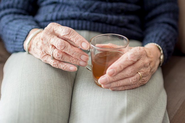 Desnutrición en ancianos