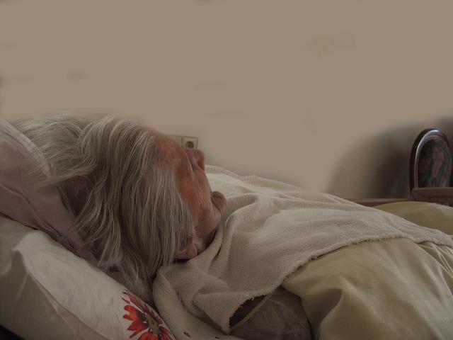 Cuidado adecuado para pacientes en cama
