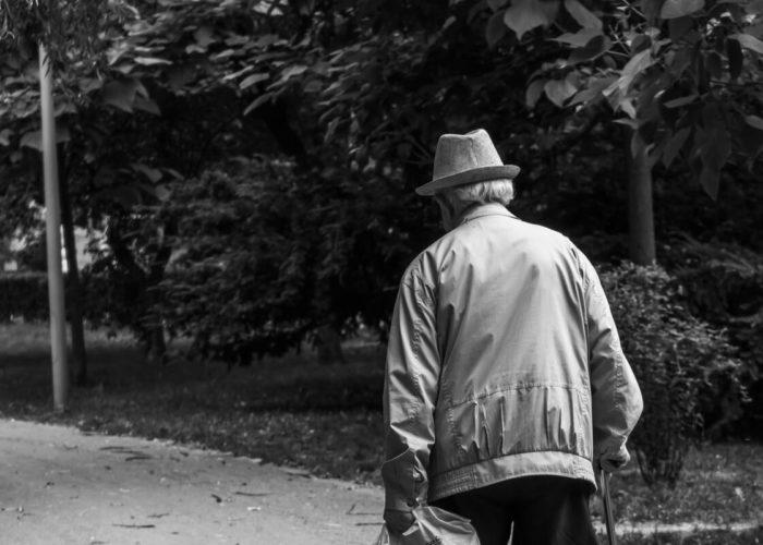 Prevención problemas de movilidad en personas de la tercera edad