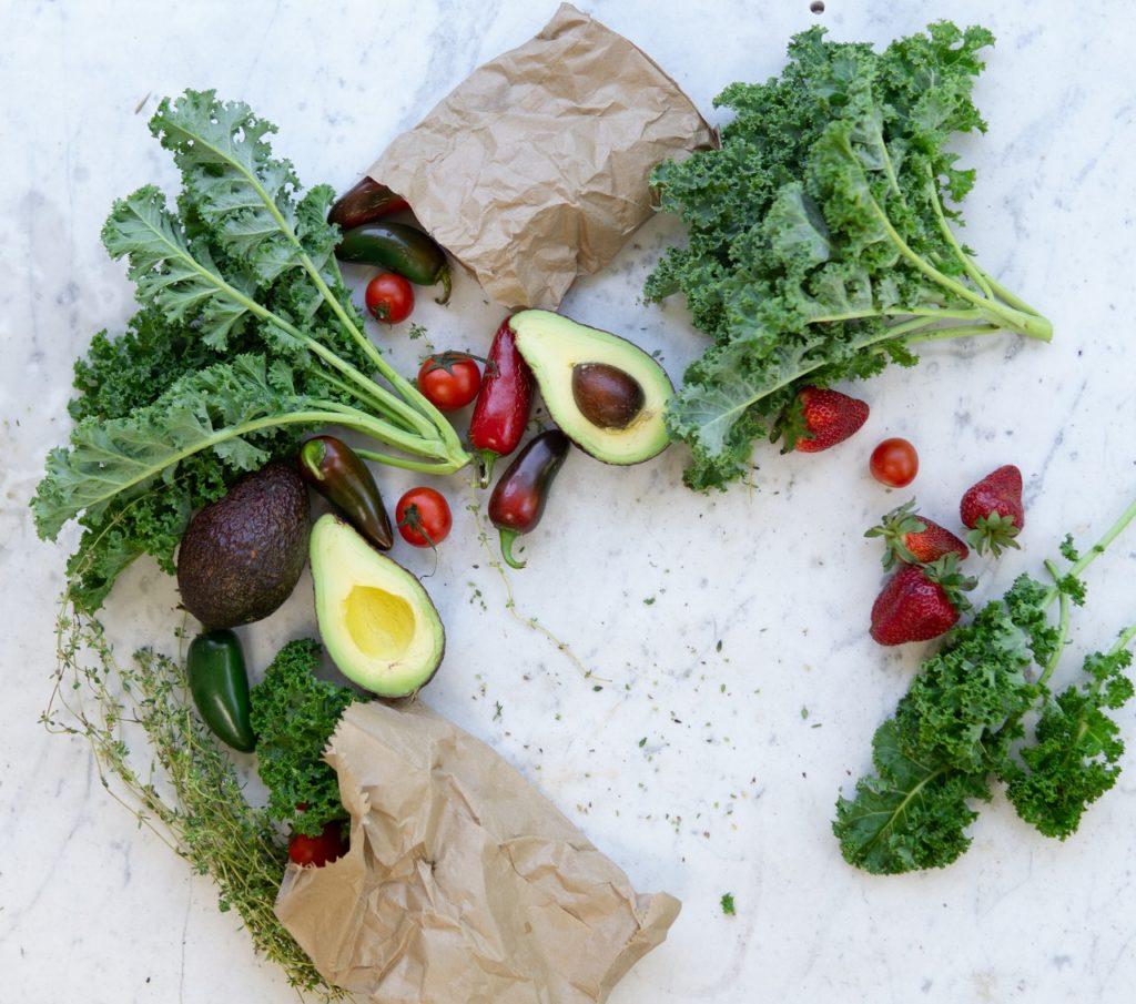 Alimentos para personas mayores