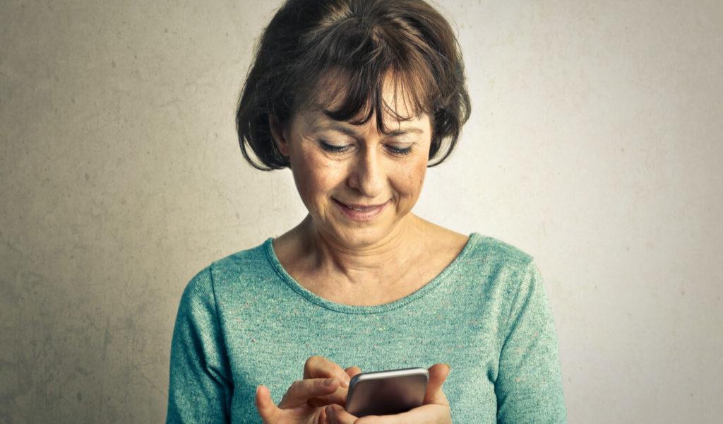 Tecnologia y personas mayores