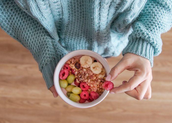 importancia del desayuno durante la tercera edad