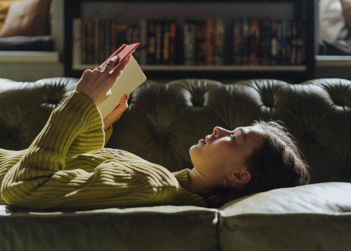 Libros y películas sobre cuidado de mayores