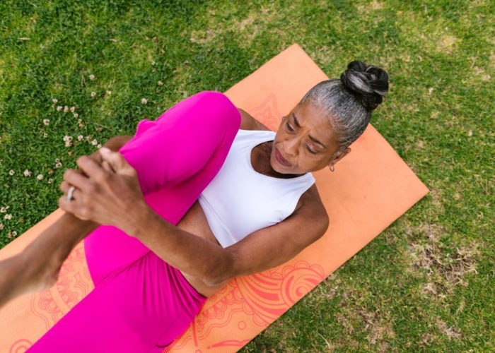 Actividades físicas recomendadas para personas mayores